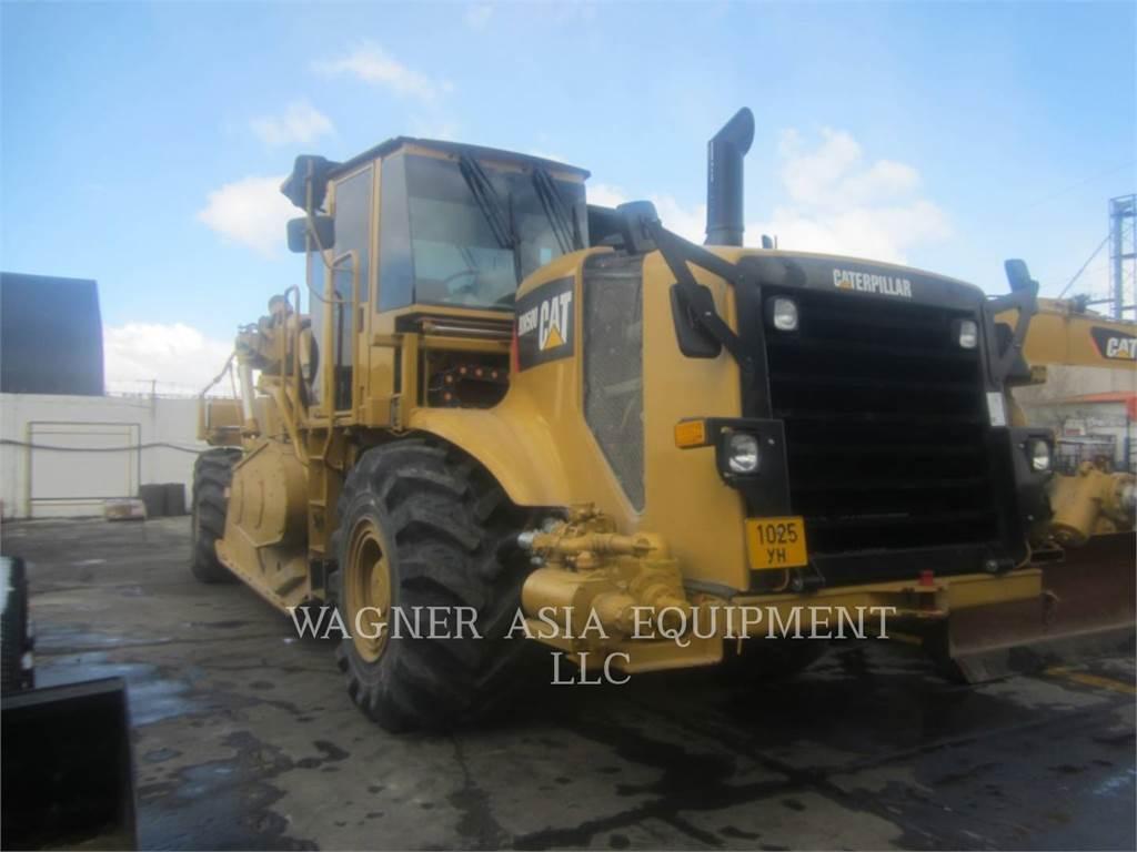 Caterpillar RM-500, stabilisateurs de sol/recycleuses, Équipement De Construction
