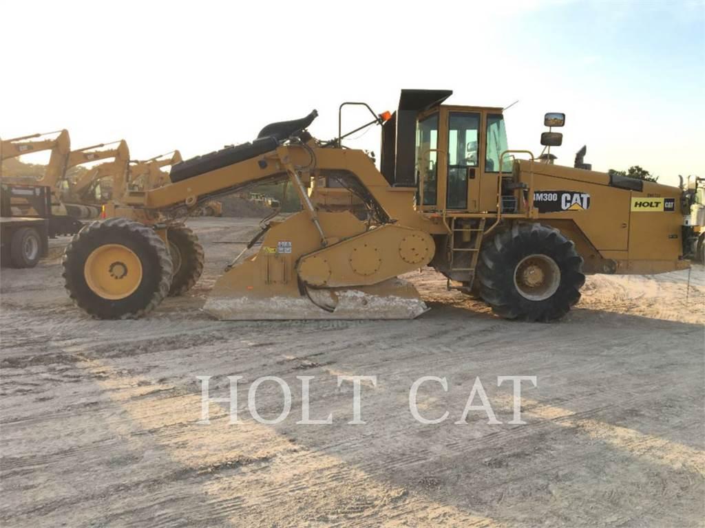 Caterpillar RM300, stabilisierer/recycler, Bau-Und Bergbauausrüstung