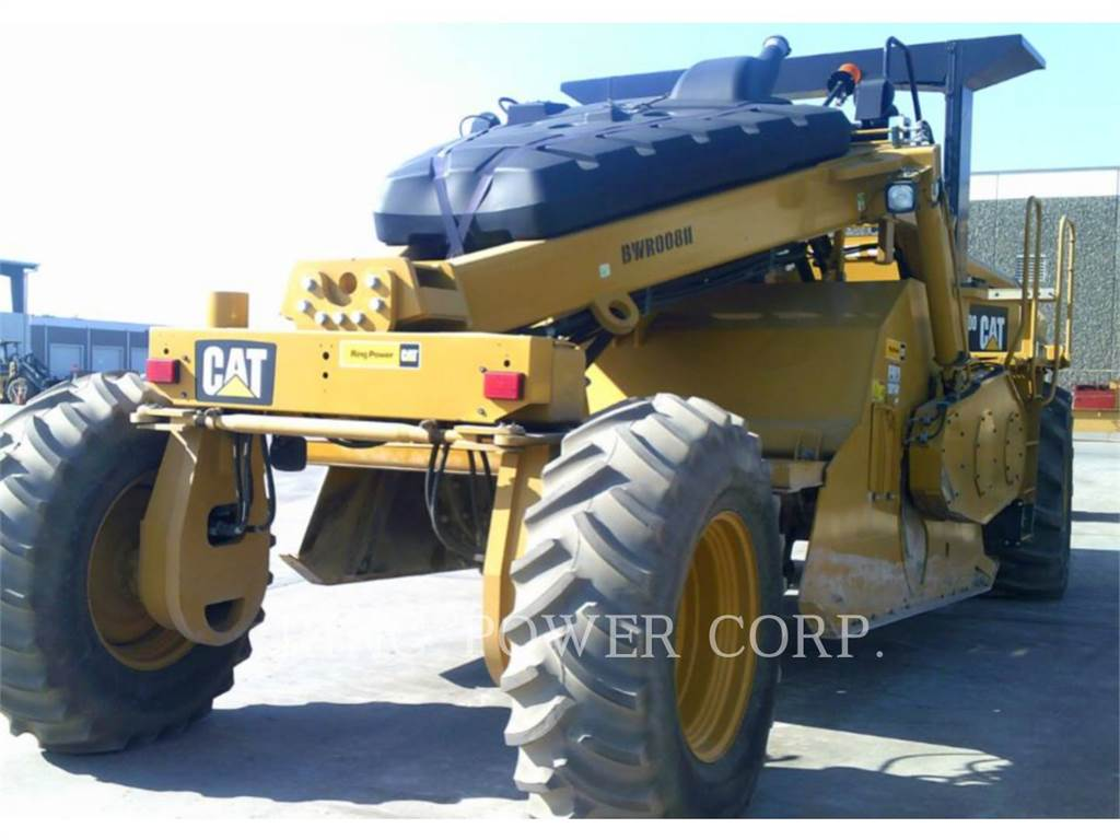 Caterpillar RM300 ASPH, stabilizers / reclaimers, Construction