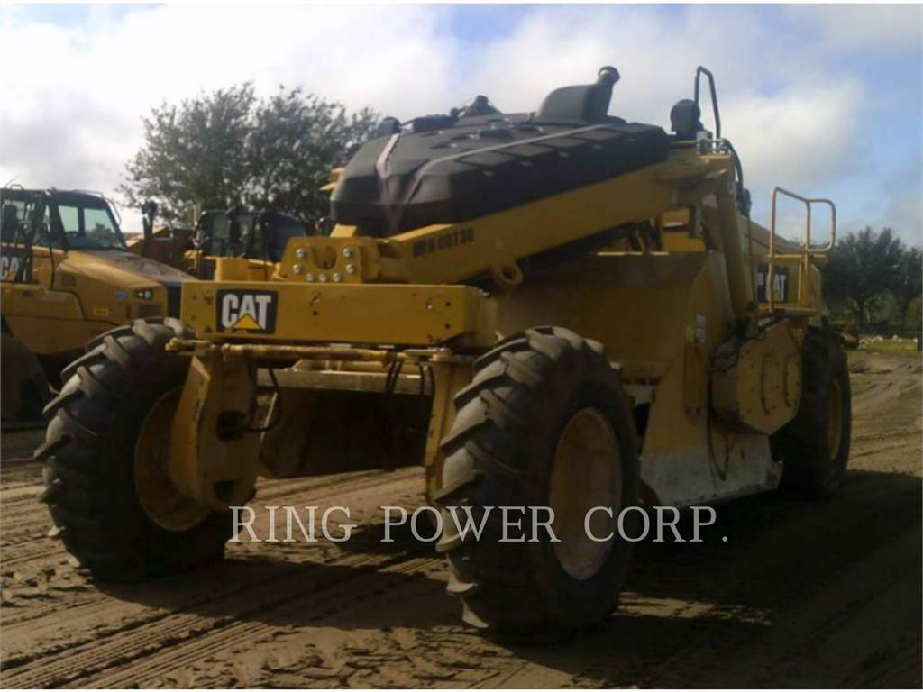Caterpillar RM300 SOIL, stabilizers / reclaimers, Construction