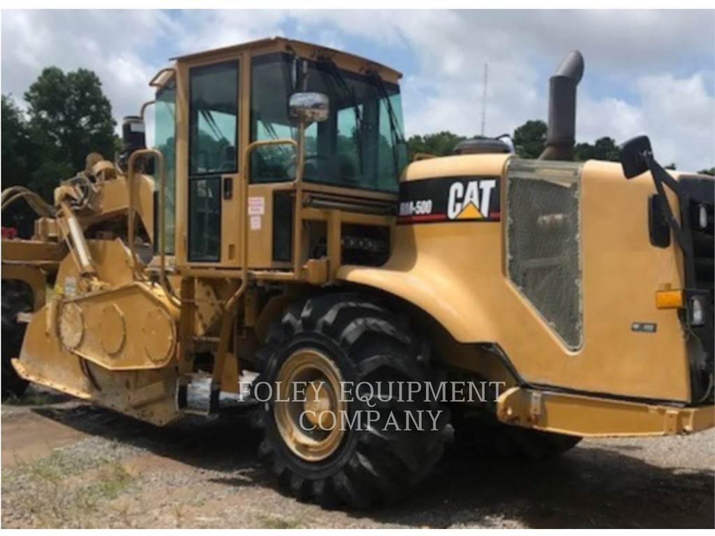 Caterpillar RM500, Strassenfertiger, Bau-Und Bergbauausrüstung