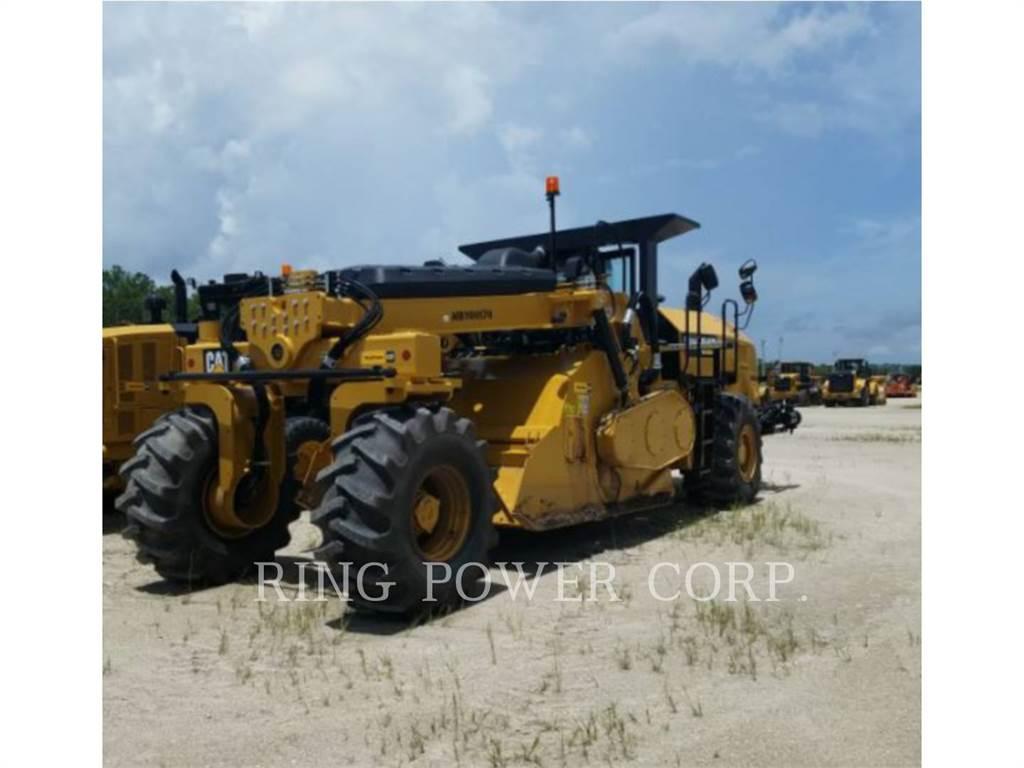 Caterpillar RM500B, машины для регенерации/стабилизации дорожного полотна, Строительное