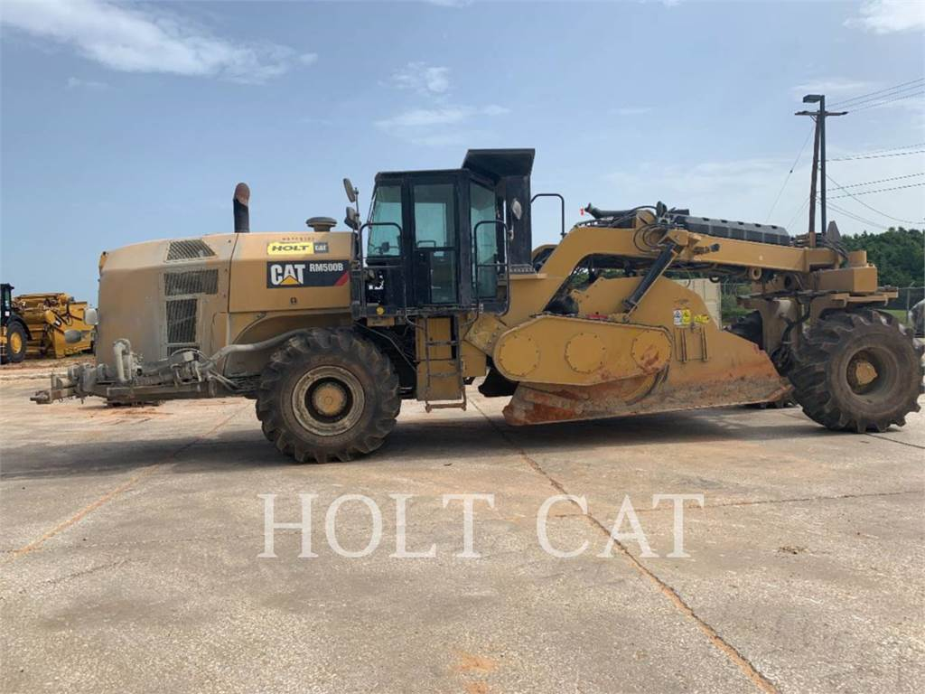 Caterpillar RM500B, stabilizatory / odzyskiwacze, Sprzęt budowlany