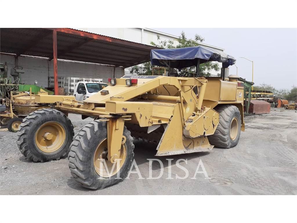 Caterpillar RR-250, stabilisators / freesmachines, Bouw