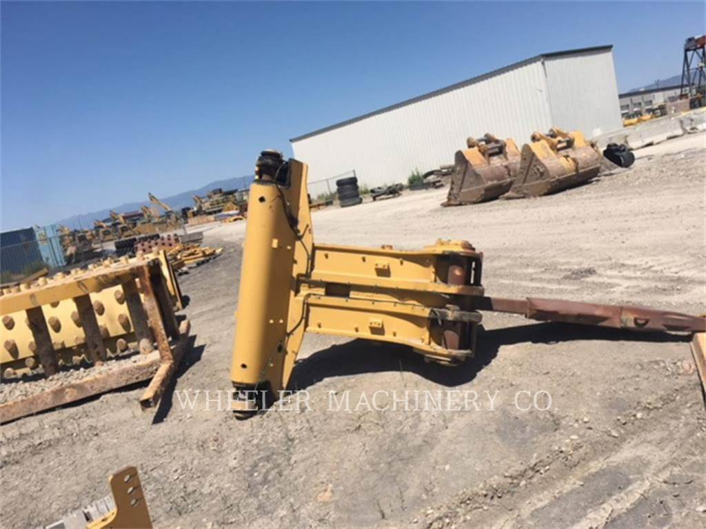 Caterpillar RR D11T, Wegopbrekers, Bouw