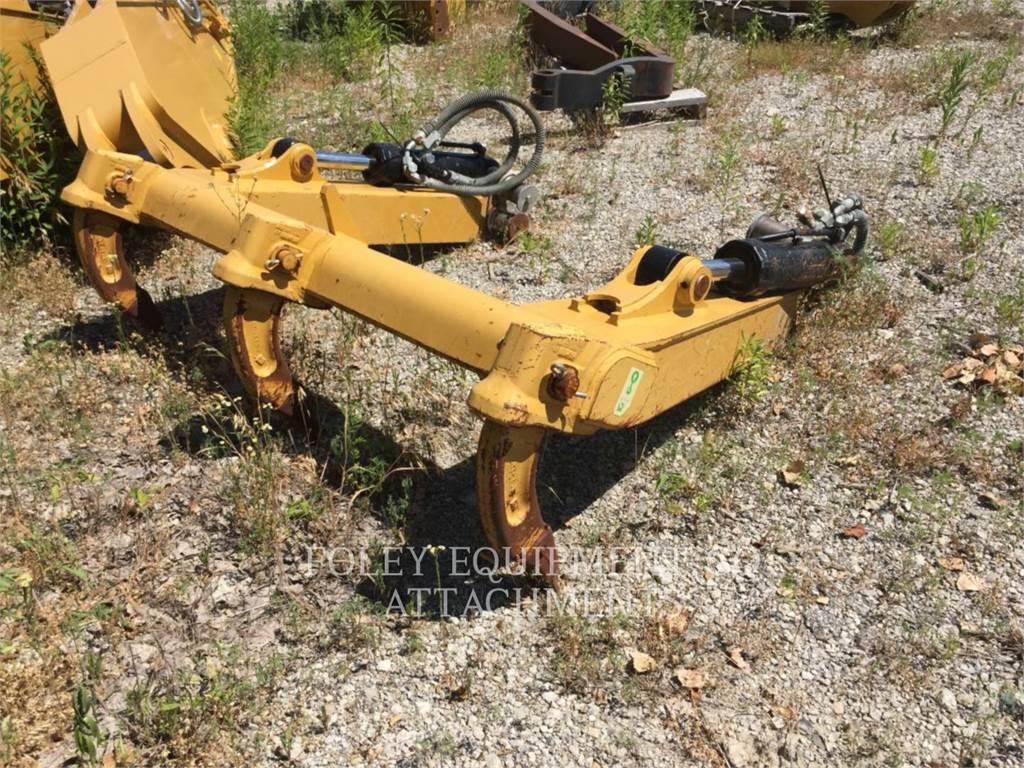 Caterpillar RR963D, încărcătoare cu şenile, Constructii