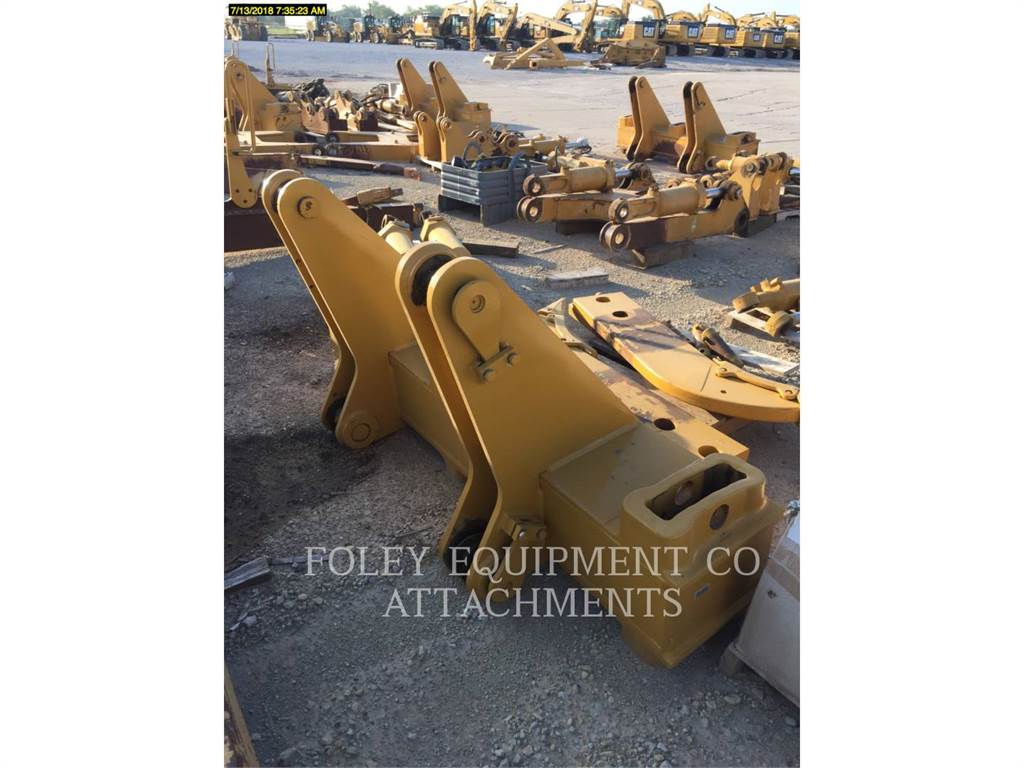 Caterpillar RRD8TMS, Rippers, Construction