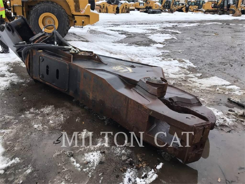 Caterpillar S340B, shear, Construction