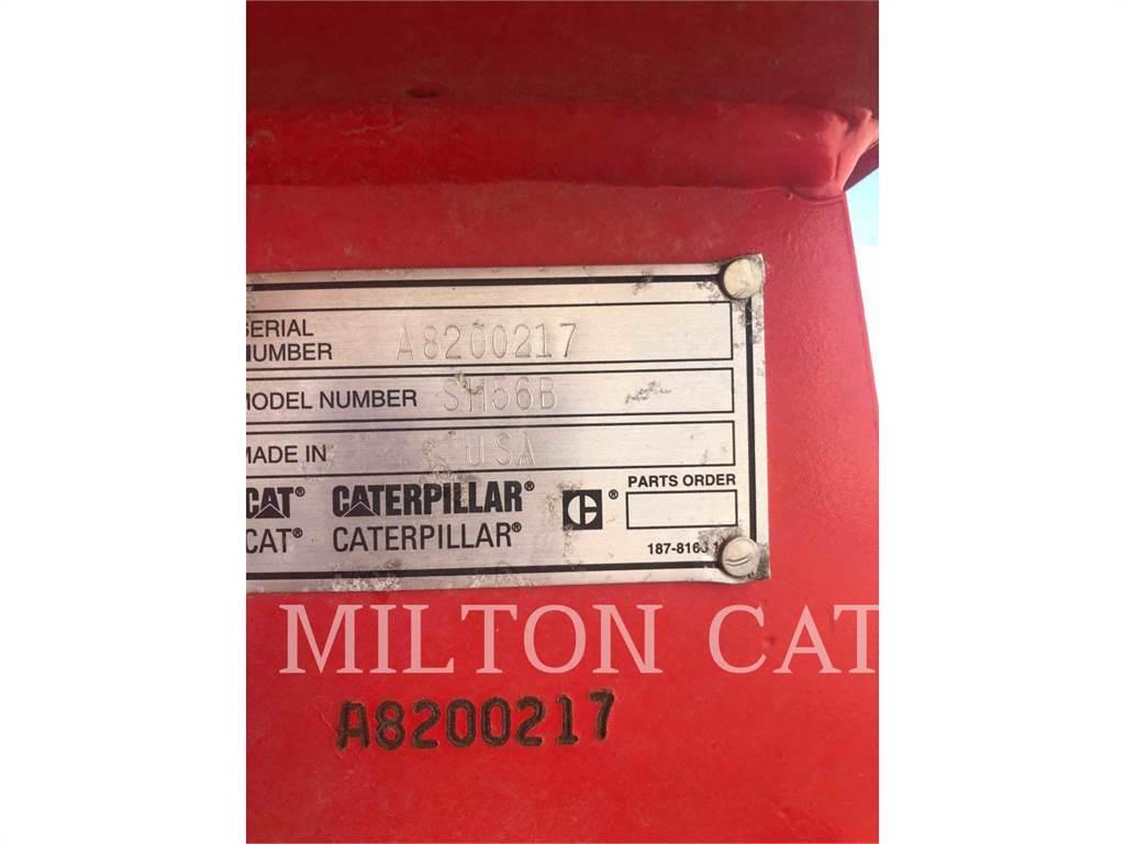 Caterpillar SH56B, forestry feller bunch head, Forestry Equipment