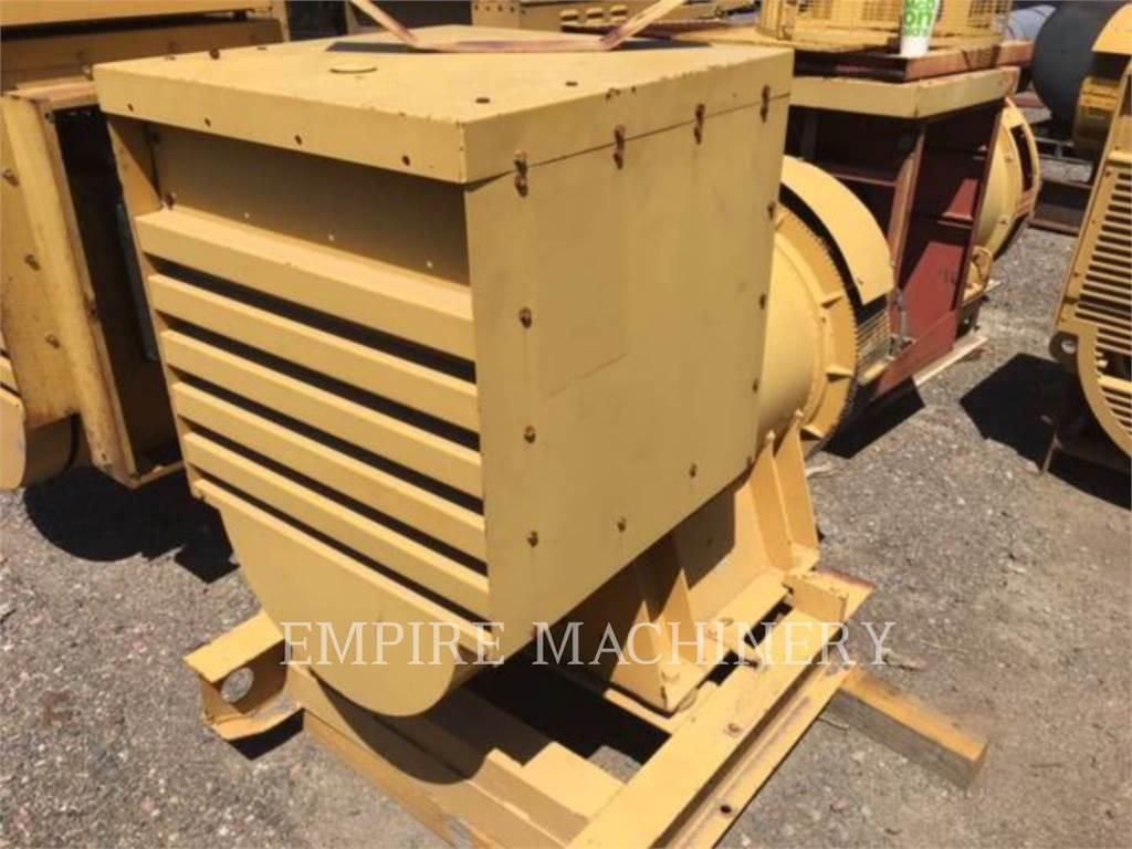 Caterpillar SR-4, ul – macara, Constructii