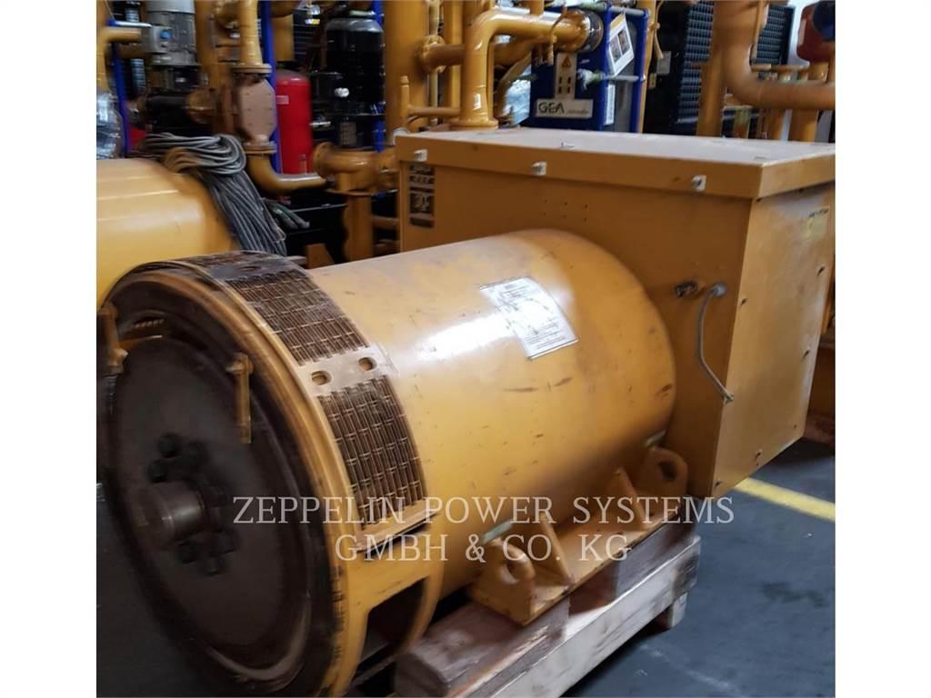Caterpillar SR4, Groupes électrogènes Stationnaires, Équipement De Construction