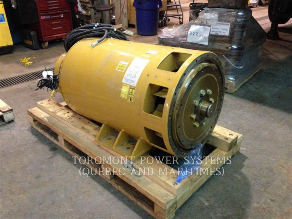 Caterpillar SR4, 700KW, 480V, treuil, Équipement De Construction