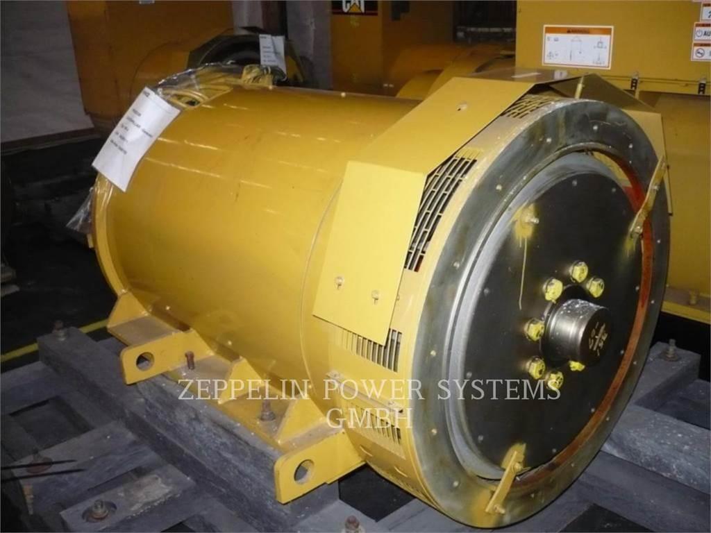 Caterpillar SR4 B-GD、柴油发电机组、建筑设备