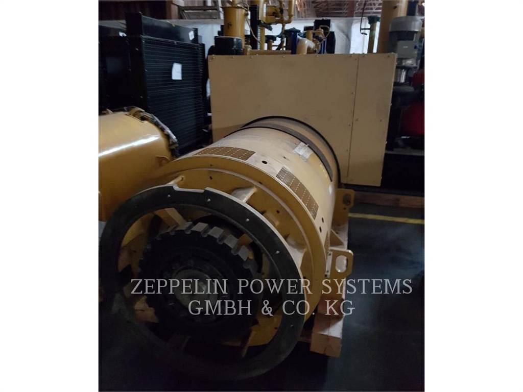 Caterpillar SR4B GD, стационарные генераторные установки, Строительное