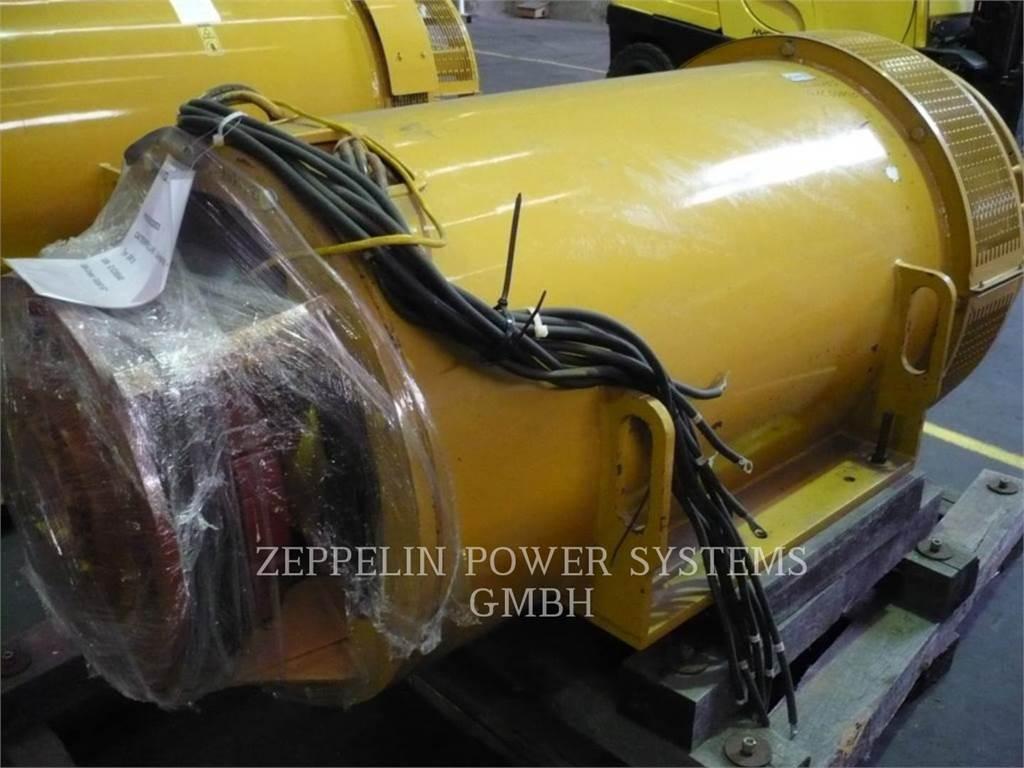 Caterpillar SR5、柴油发电机组、建筑设备