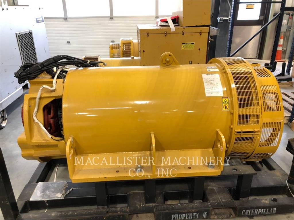 Caterpillar SR5, Stationary Generator Sets, Construction