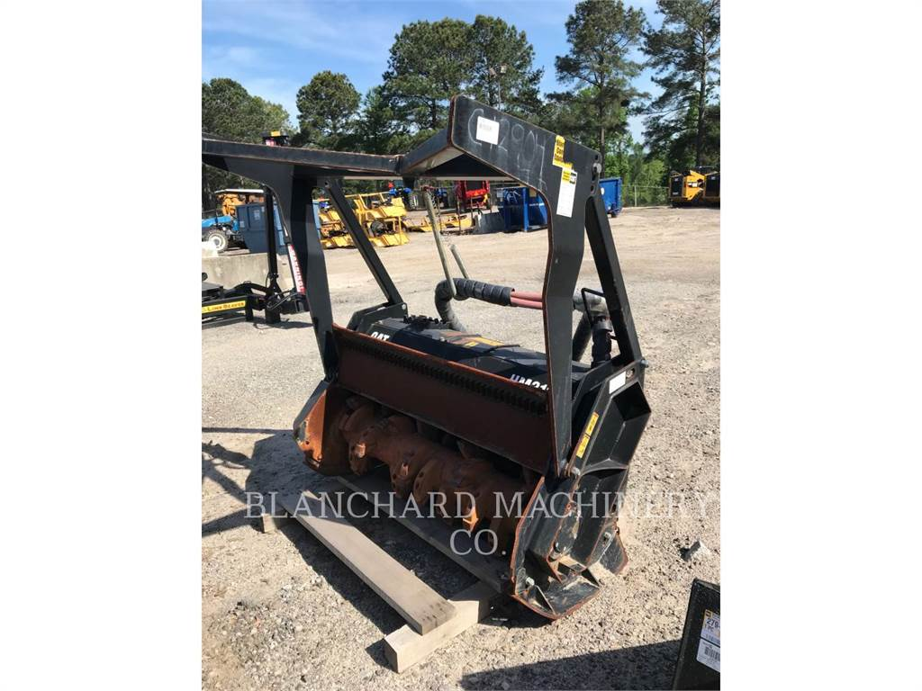 Caterpillar SS HM312, mulcher, Forestry Equipment