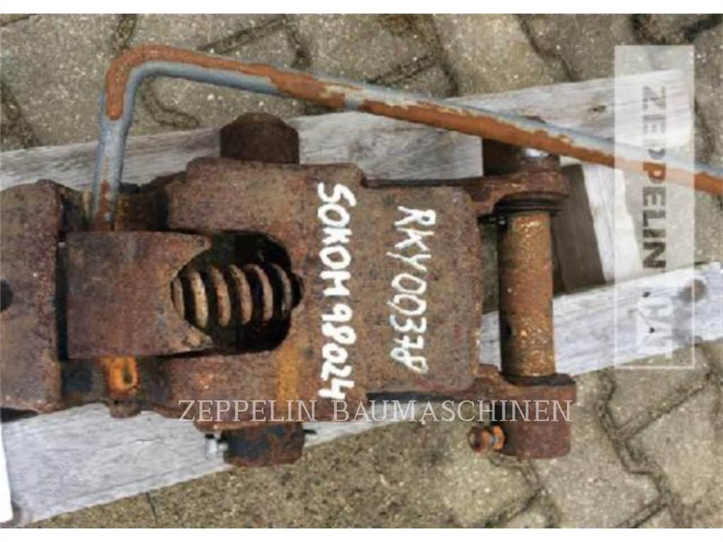 Caterpillar SW MECHANISCH CAT, narz. rob. - narzędzie robocze koparko-ładowarki, Sprzęt budowlany