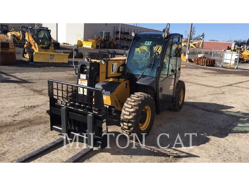 Caterpillar TH255, telehandler, Construction