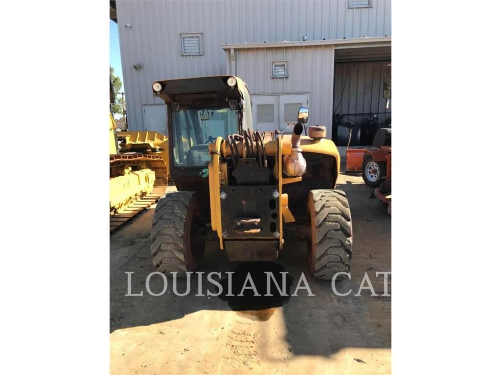Caterpillar TH255C, telehandler, Construction