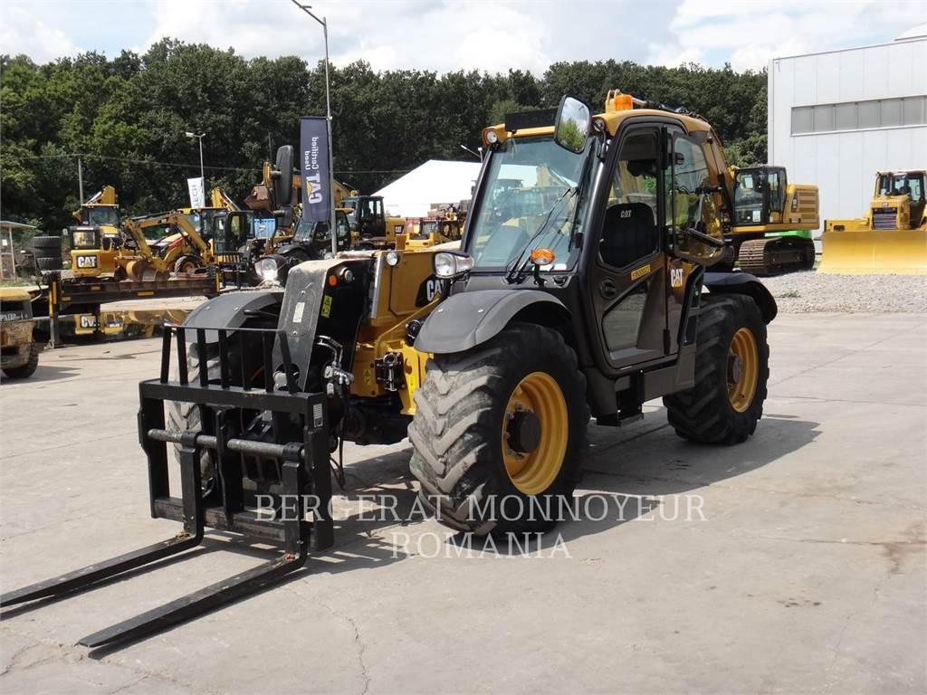 Caterpillar TH357D, telehandler, Construction