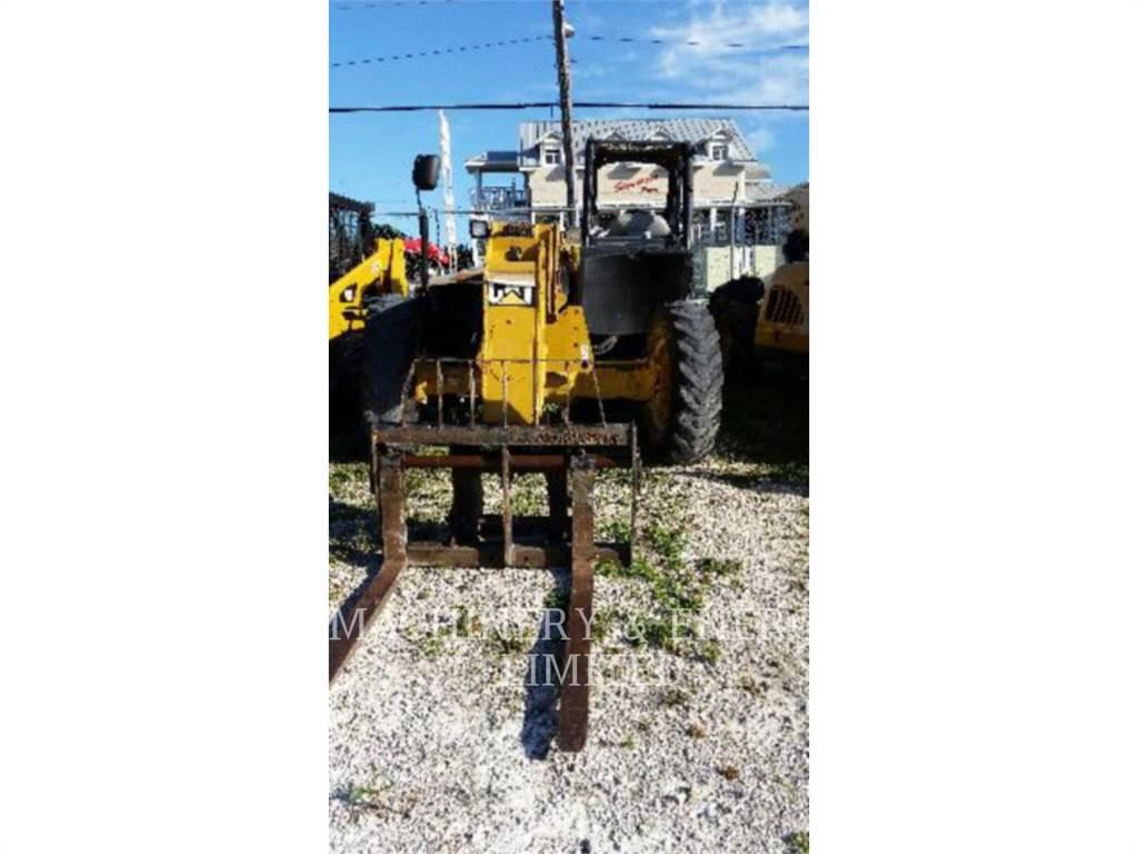Caterpillar TH360B、テレハンドラ、建設