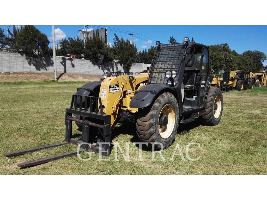 Caterpillar TH406, telehandler, Construction