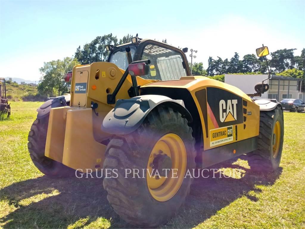 Caterpillar TH406, teleskopstapler, Bau-Und Bergbauausrüstung