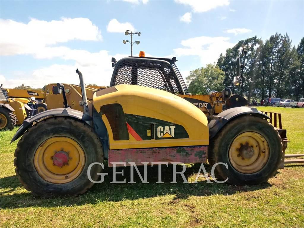 Caterpillar TH406C, chargeur à bras télescopique, Équipement De Construction