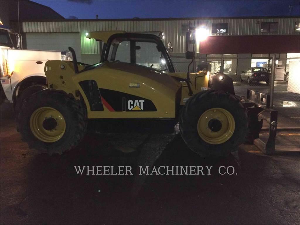 Caterpillar TH406C CB, telehandler, Construction