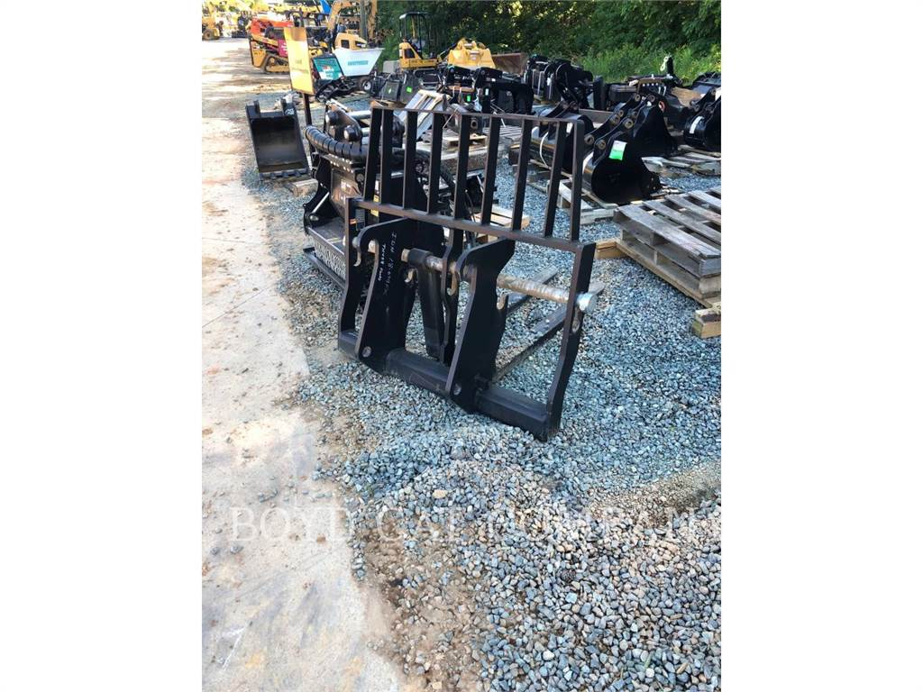 Caterpillar TH406TH407TL642TL943TL1055TL1255, forks, Construction