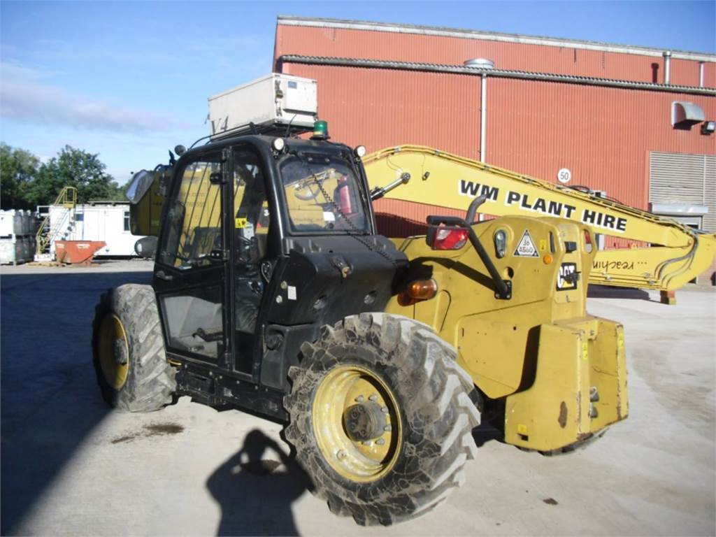 Caterpillar TH407, telehandler, Construction