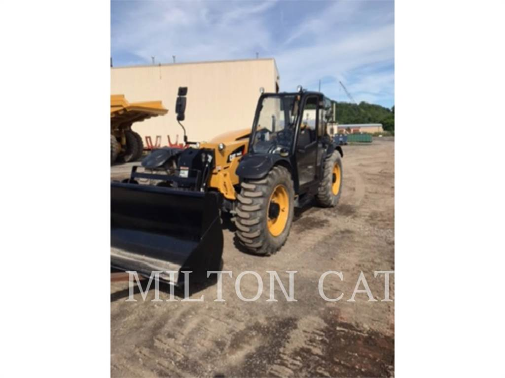 Caterpillar TH407C, telehandler, Construction