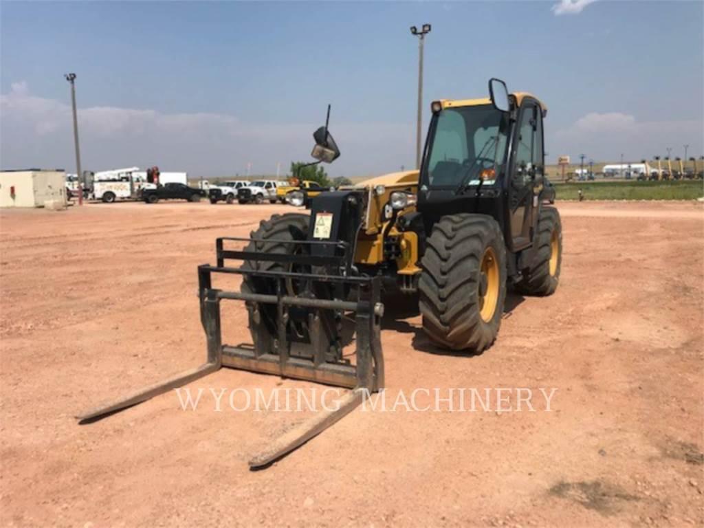 Caterpillar TH408D, teleskopstapler, Bau-Und Bergbauausrüstung