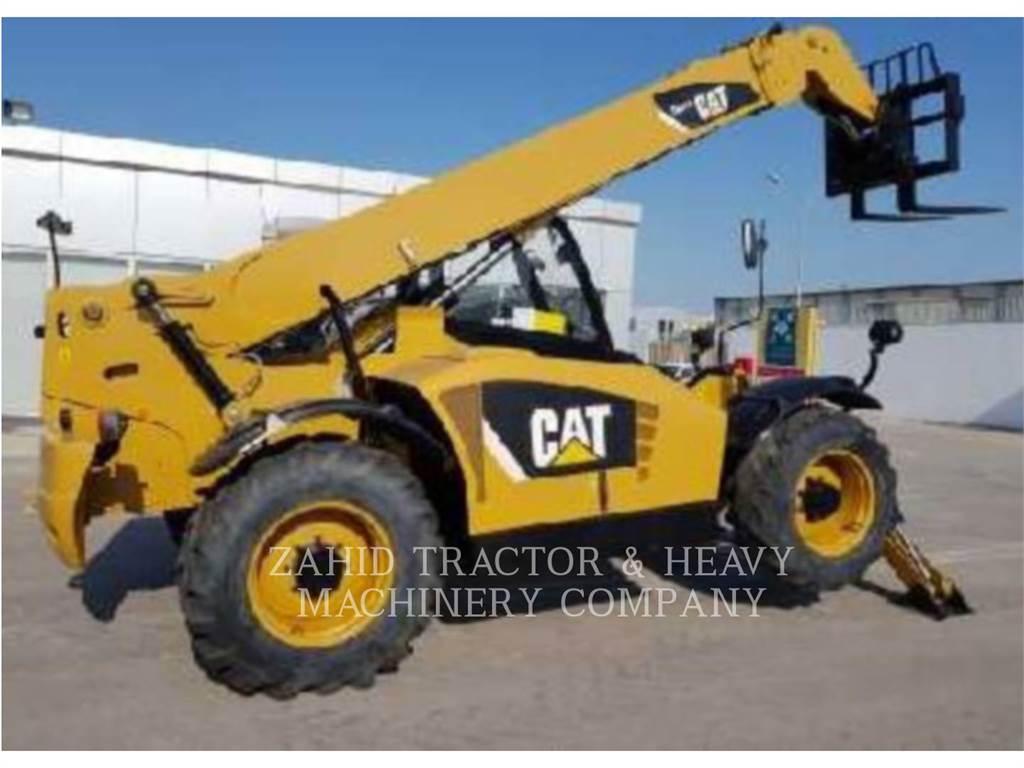 Caterpillar TH414, telehandler, Construction