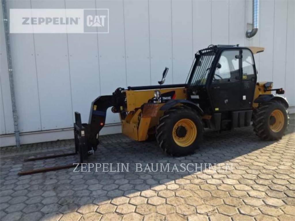 Caterpillar TH414C, telehandler, Construction