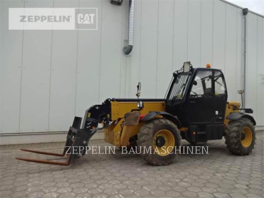 Caterpillar TH414CGC, telehandler, Construction
