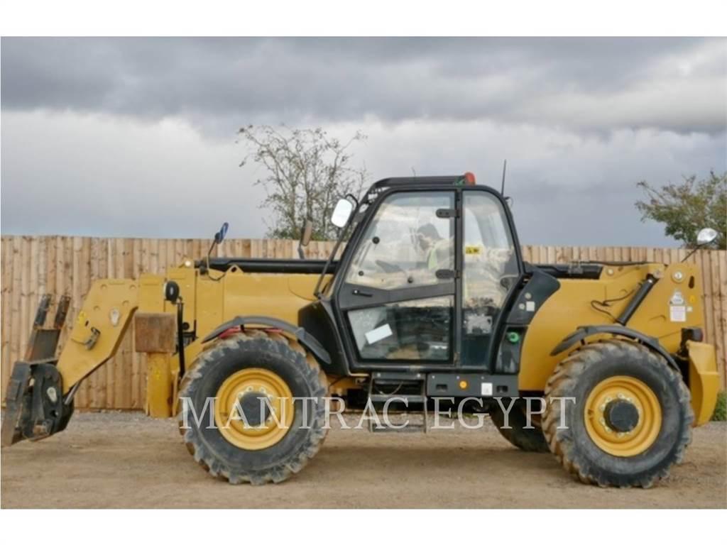 Caterpillar TH417, telehandler, Construction