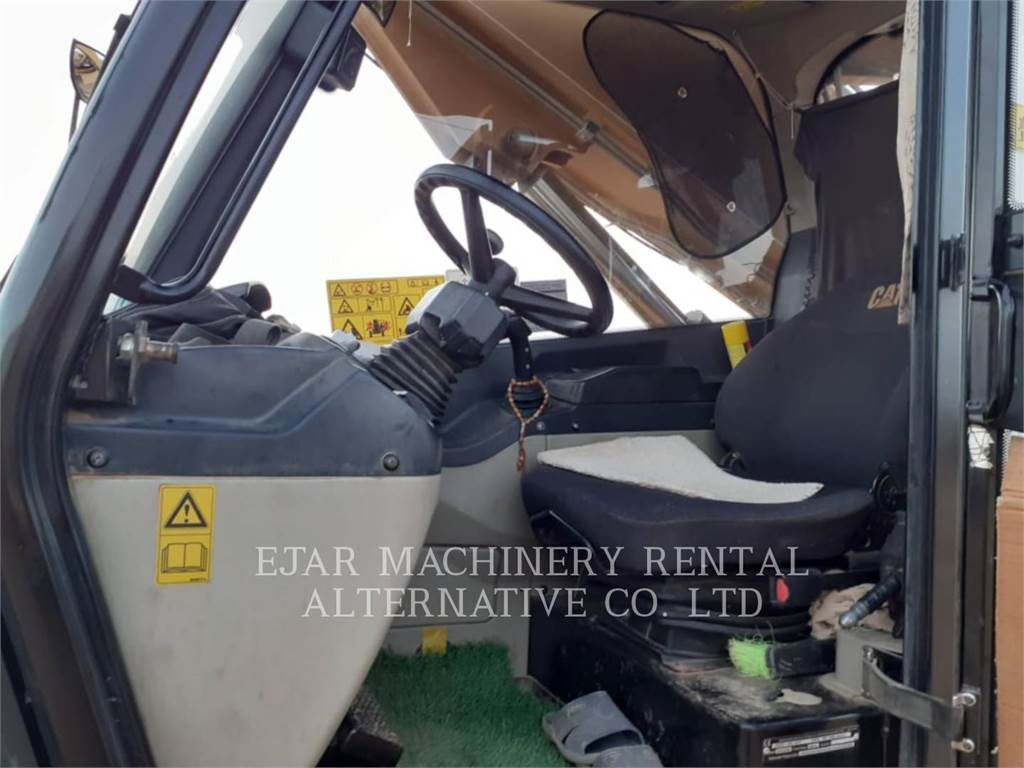 Caterpillar TH417C, telehandler, Construction