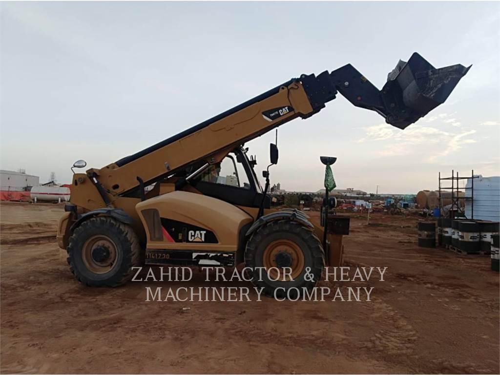 Caterpillar TH417C, telehandler, Construction