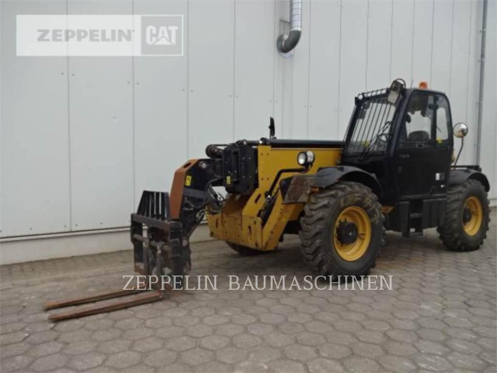 Caterpillar TH417CGC, telehandler, Construction