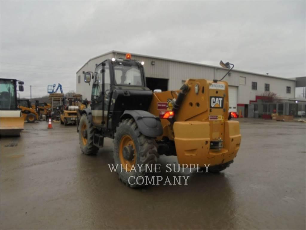 Caterpillar TH514, telehandler, Construction