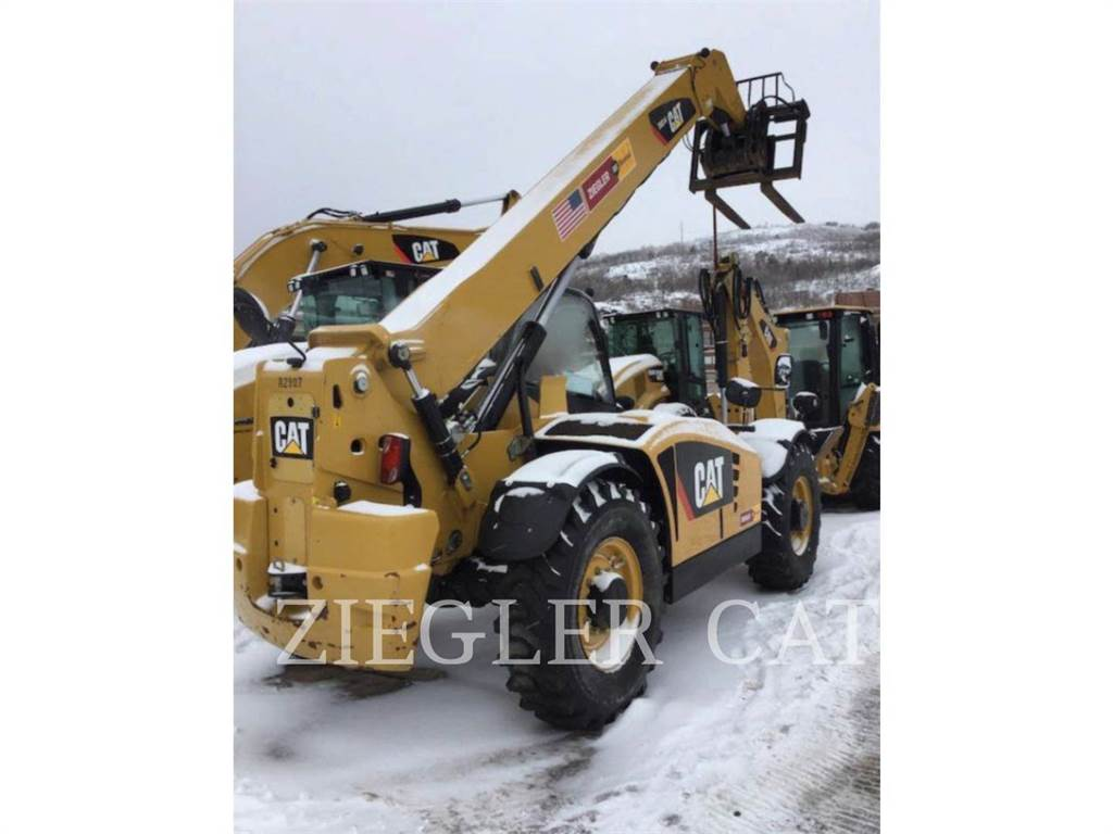 Caterpillar TH514, telehandler, Construction