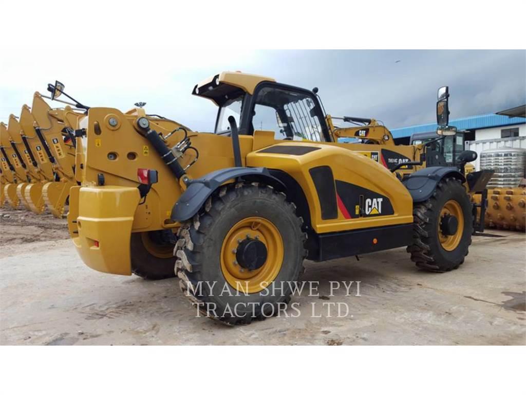 Caterpillar TH514C, telehandler, Construction