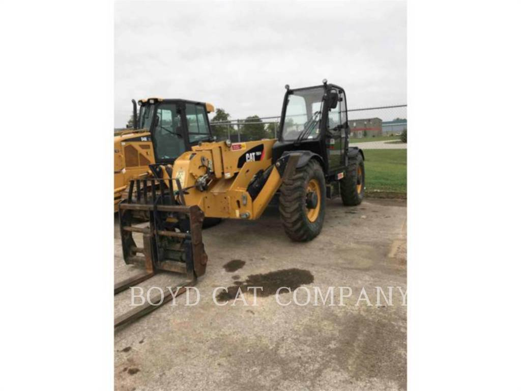Caterpillar TH514C, telehandler, Construction