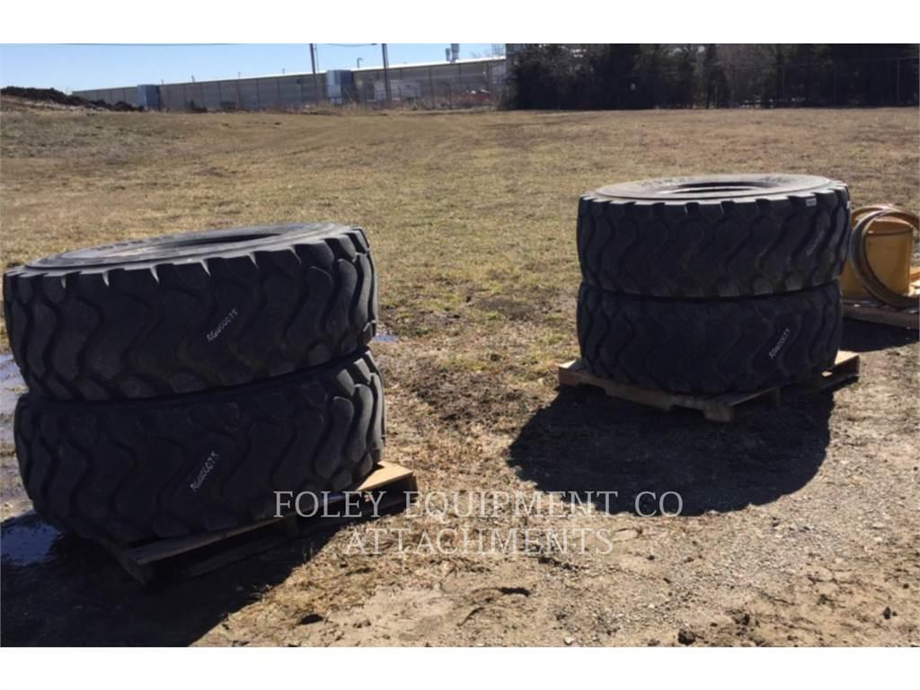 Caterpillar TIWL93820M, Pás carregadoras de rodas, Equipamentos Construção