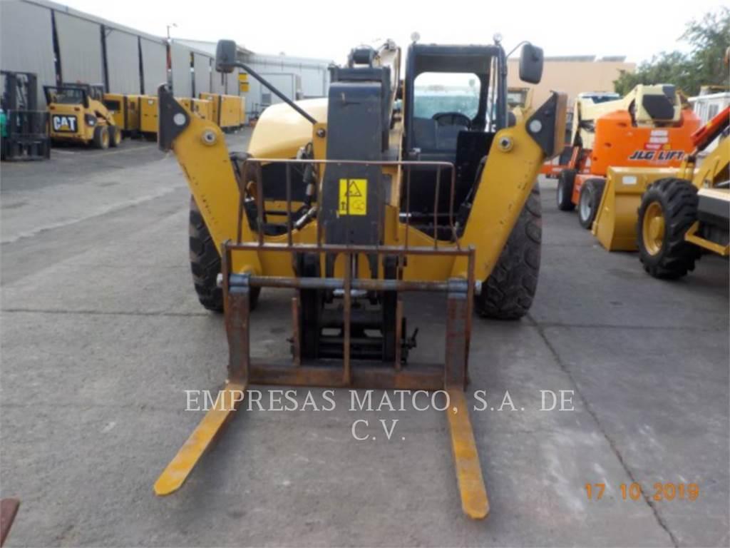 Caterpillar TL 642 D, telehandler, Construction