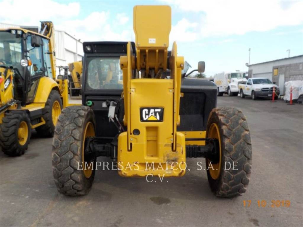 Caterpillar TL 642 D, telehandler, Construction