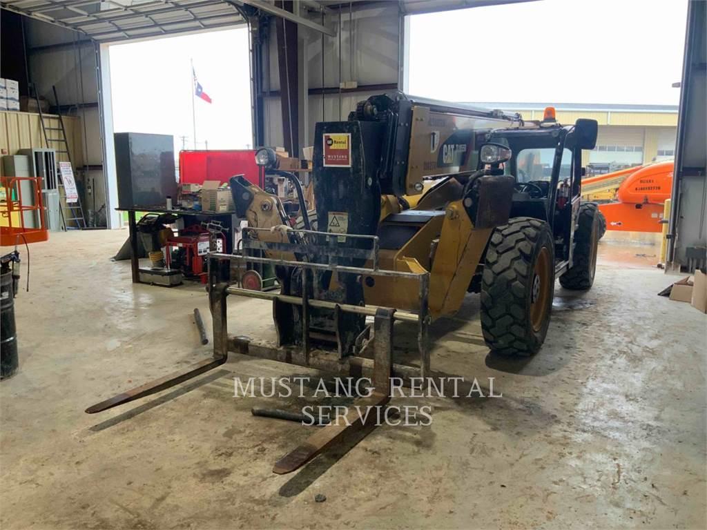 Caterpillar TL1055, teleskopstapler, Bau-Und Bergbauausrüstung