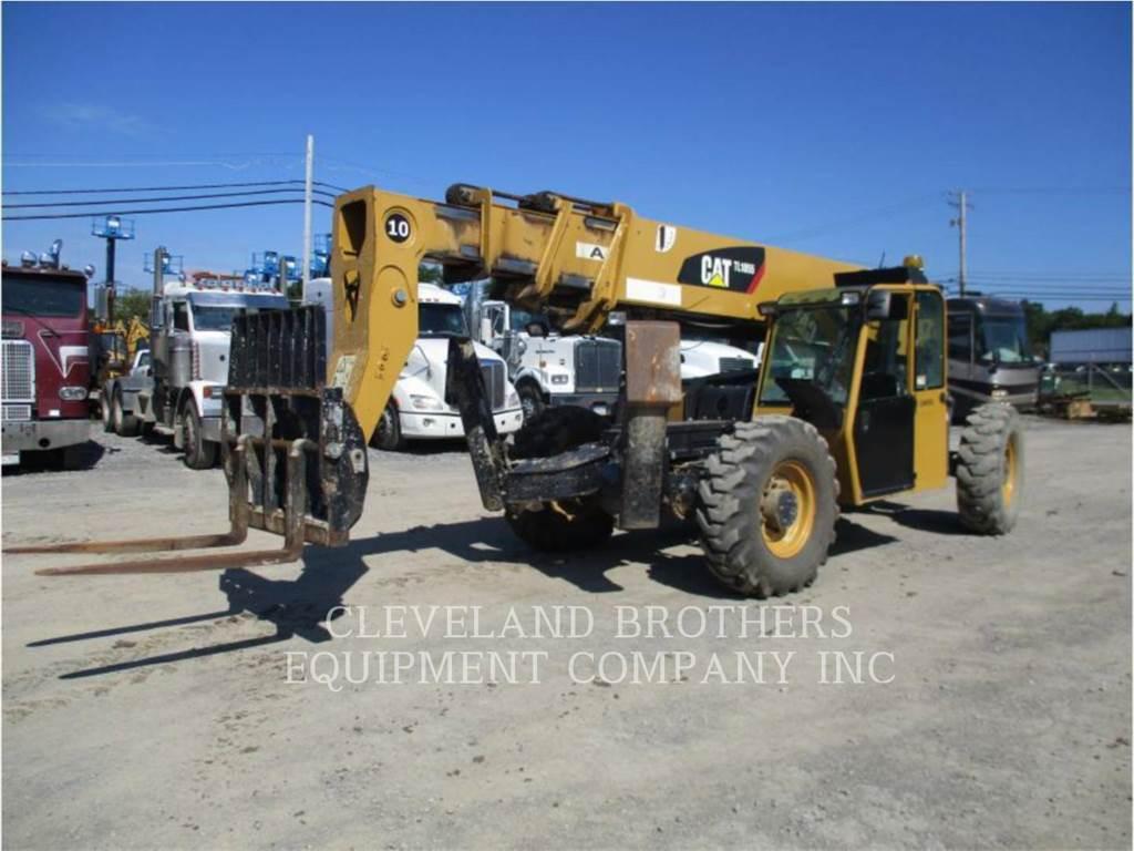 Caterpillar TL1055, telehandler, Construction